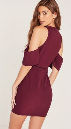 If you are looking for the perfect party dress, that's both feminine and sexy, and found it in AZBRO.