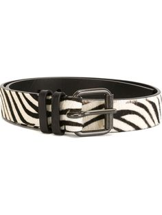 Shop Haider Ackermann 'animalier' Belt at Modalist