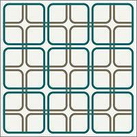 Coleção Patchwork Geométrico - Studio Emme-Due