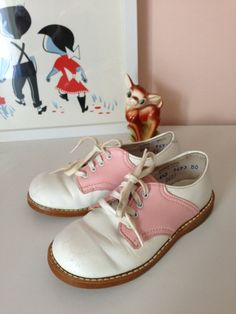 aa248423ada0c 185 Best Saddle Shoes images in 2013 | Saddle shoes, Vintage ladies ...