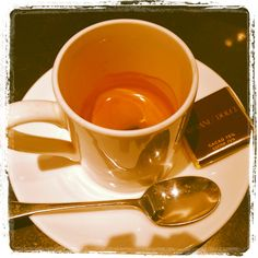 Coffè Time ☕️ #caffè #time #armani #viaManzoni #hastag #top #fashion #food #filter #photo #glamour #friends #followme #followers #social_network #facebook #instagram #pinterest #foursquare #twitter #tumblr #icon #iphone5 #city #milan #glam #friends #fuorisalone