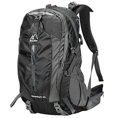 Terra Hiker 40L Hiking Backpack Daypack with Internal Frame and Rain Cover for Long Hours Carrying ** Details can be found by clicking on the image. Note:It is Affiliate Link to Amazon.