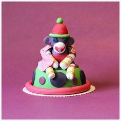 Baby Monkey Mini Cake Mini Cakes, Monkey, Desserts, Baby, Food, Monkeys, Meal, Deserts, Essen