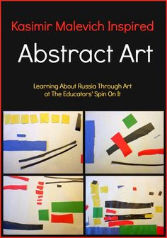 The Educators' Spin On It: Russian Art for Kids - Art Collection and Activity