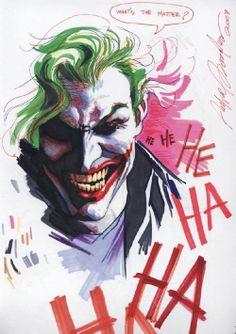 Joker by Felipe Massafera
