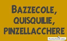 Toto' - Bazzecole, quisquilie, pinzellacchere