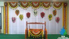 Naming Ceremony - SLN Flower Decoration