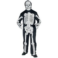 EVA Skeleton Plus Size Costume - Plus Size Costumes