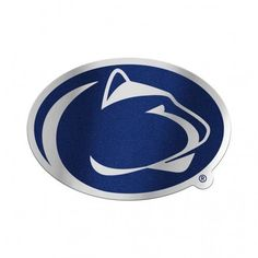 outlet store 17567 a4e3a WinCraft, Inc. Auto Badge Decal Nittany Lion, Decals, Lions, Fitness,