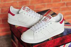huge discount e2f9f d0e41 Adidas Originals stan smith Hvid Pink Dame Billige Adidas Originals stan  smith White Pink Dame For Sale  Adidas Yeezy Boost 350
