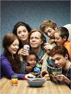 Shameless US : 4 saisons terminées en 2 semaines.