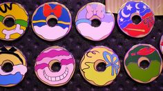 Have you seen the Donut Disney Pin Mystery Set?