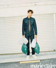 CNBlue's Lee Jung Shin for Marie Claire Korea February Photographed by Ahn Sang Mi Cnblue, Minhyuk, Kang Min Hyuk, Lee Jong Hyun, Jung Yong Hwa, Lee Jung, Pose For The Camera, Korean Entertainment, Jonghyun