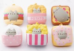 Genuine Pusheen Licensed Squishy Pusheen Square Squishy (Donut) SIZE x - Spielzeug Ideen Toddler Toys, Kids Toys, Baby Toys, Pusheen Cute, Cute Squishies, Slime And Squishy, Cleaning Toys, Square, Toy Store