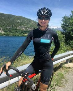 Cycling Suit, Cycling Wear, Bicycle Race, Bicycle Girl, Triathlon, Female Cyclist, Cycling Girls, Cycle Chic, Bike Style