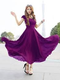 Image result for purple maxi dress size 18