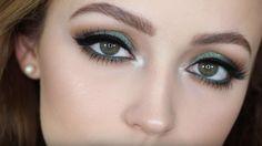 Easy Eye Makeup For Green Eyes | Makeup Tutorials Guide