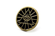 Illuminati Pin – Moorea Seal