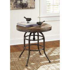 Found it at Joss & Main - Valerie End Table