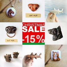 I am a human and designer: Christmas SALE in DAWANDA:  sale, sales, discount, christmas gift, christmas sale,  christmas, giftideas, animal lovers, animal jewelry, jewelry, dawanda, Verkauf, Tierschmuck, Schmuck, Geschenkideen, Weihnachten