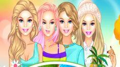 Em Barbie Quatro Estações Fashion, Barbie é uma garota fashionista e está sempre antenada na moda. Ela sabe tudo sobre as novas tendências do mundo da moda. E hoje ela vai mostrar a você um pouco sobre a nova moda.
