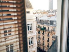 FIRST LOOK: PARIS | Lack of Colour | Idealista