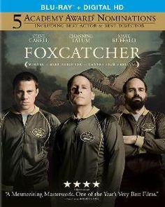 Foxcatcher 2014 Bluray 720p 1GB