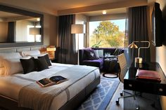 Zimmer im Hotel Belgraves - a Thompson Hotel