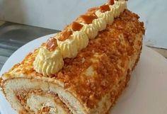 Vanilla Swiss Roll Cake Fudge Recipes, Pudding Recipes, Crockpot Recipes, Dessert Recipes, Dessert Salads, Candy Recipes, Chicken Recipes, Caramel Fudge, Caramel Pecan