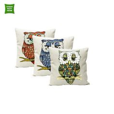 Best price on Colorful Cushions Vintage Owl Pillowcase Home Decorative //    Price: $ 16.90  & Free Shipping Worldwide //    See details here: http://mrowlie.com/product/colorful-cushions-vintage-owl-pillowcase-home-decorative/ //    #owl #owlnecklaces #owljewelry #owlwallstickers #owlstickers #owltoys #toys #owlcostumes #owlphone #phonecase #womanclothing #mensclothing #earrings #owlwatches #mrowlie #owlporcelain