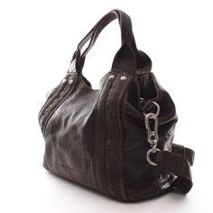 Stylische Handtasche von Liebeskind Berlin in Braun - rustikal und hochwertig