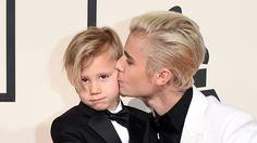 Grammy Awards Justin Bieber et son frère