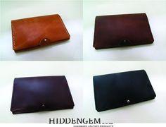 20OFF sale Handstitched camel / matte brown / by HIDDENGEMstudio