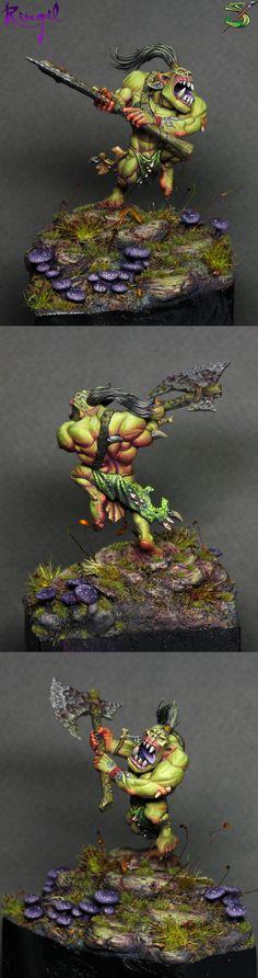 Savage Orc Warboss