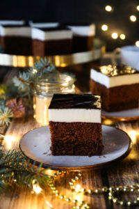 piernik-z-ptasim-mleczkiem-przepis – marta-gotuje.pl Cupcakes, Cake Cookies, Cakepops, Cake Photography, Polish Recipes, Christmas Kitchen, Love Cake, Something Sweet, I Foods