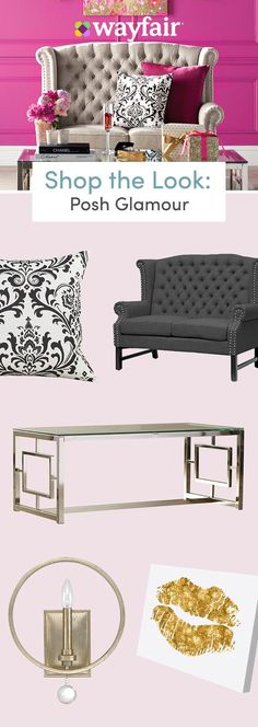Want home decor inspiration you can add to cart? Explore tons of fully furnished styles at Wayfair, from mid-century furniture to modern accents, eclectic wall art to traditional lighting, and more! Visit Wayfair to upgrade your home design, and stay on budget with exclusive deals at up to 70% OFF, plus FREE shipping on all orders over $49! Sign up and shop now.