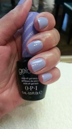 Spring has Sprung with OPI Gelcolor, You're such a Budapest