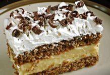 Jeden ze składników tego ciasta dodaje mu wyjątkowej wyrazistości… Zakochacie się w tym cieście.