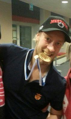 Antti Raanta, The Golden Goalie