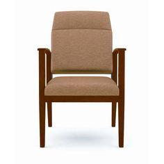 Lesro Amherst Motion Extended Back Chair Fabric: Kilkenny Tweed - Celery, Frame Finish: Mahogany