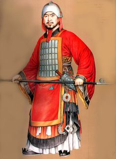 Chinese Armor and Military Uniforms Throughout the Ages - History Forum ~ All Empires - Page 1