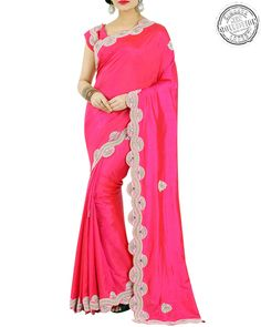 Make Everyone Look At You In Admiration By Wearing This Bridal And Wedding  Saree From Simaaya 70a46bcecd506