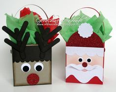 Christmas Boxes A fun way to give small gifts