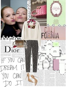 """Ugh, you only live once, that's the motto. ♥"" by sssdmr ❤ liked on Polyvore"