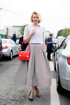"""Estilo """"granny"""": http://www.cosmopolitantv.es/noticias/8491/otono-invierno-con-mucha-clase #moda"""