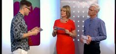 Ruth Langsford Dress on This Morning