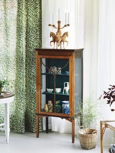 Welcome home to the pattern designer Emma von Brömssen - Comfortable home