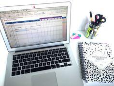 {Freebie} Ein simpler Redaktionsplan für dein Blog {2016er Version}