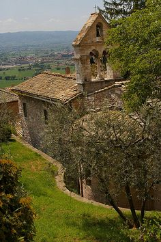 Santo Stefano, Assisi - would love to visit Assisi