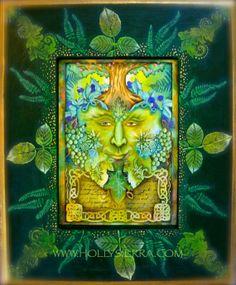 La Paloma The Yogi Goddess Of Peace by HollySierraArt on Etsy